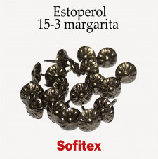 Insumos de tapiceria Estoperol 15-3 margarita