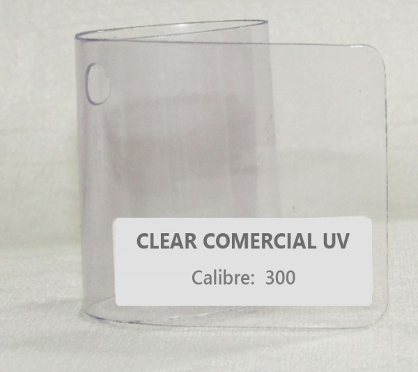Clear calibre 12