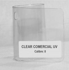 Vinilos Clear calibre 8