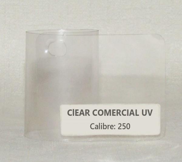 Clear calibre 10