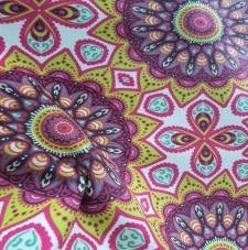 Estampadas Mandalas rosado