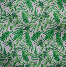 Estampadas Milan hojas verdes